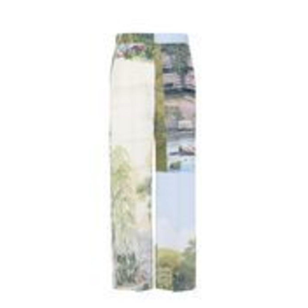 Stella McCartney Wide leg Trousers - Item 36948680