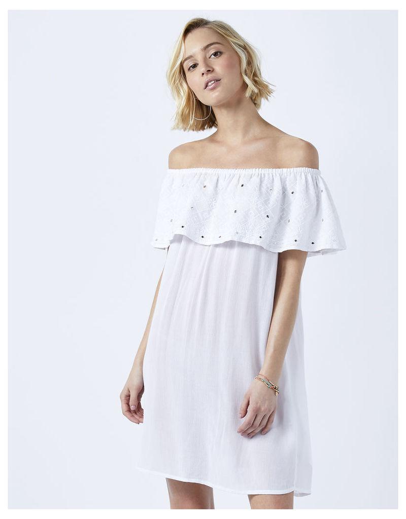 Louisa Off The Shoulder Dress