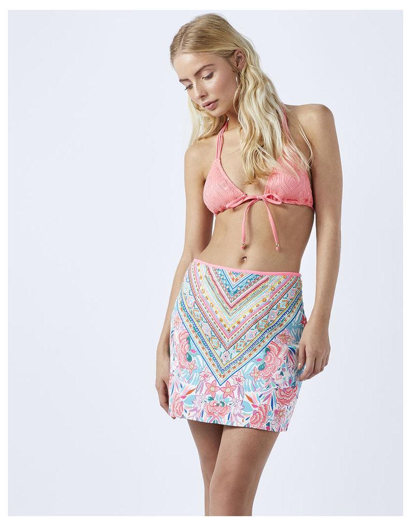 Ciara Embroidered Skirt
