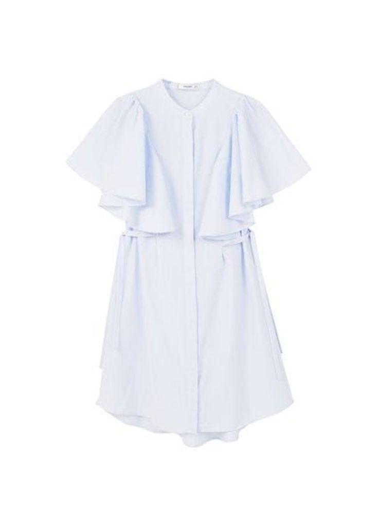 Maxi ruffles dress