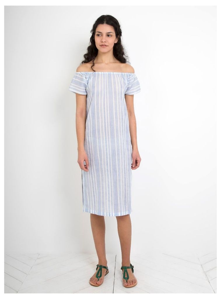 Idylle dress Stripe