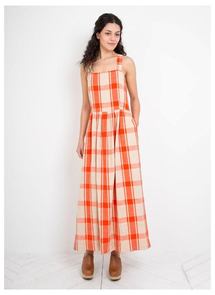Pinafore Dress Steller Check