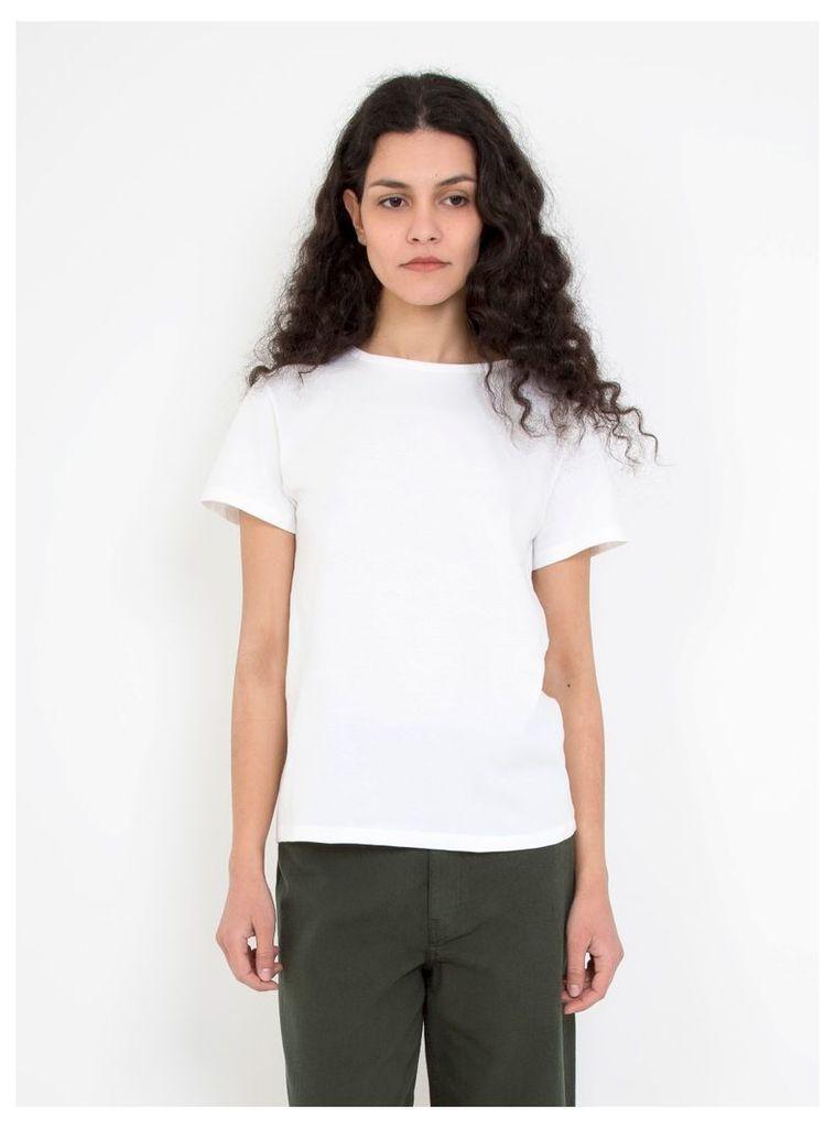 Organic T-Shirt Off White