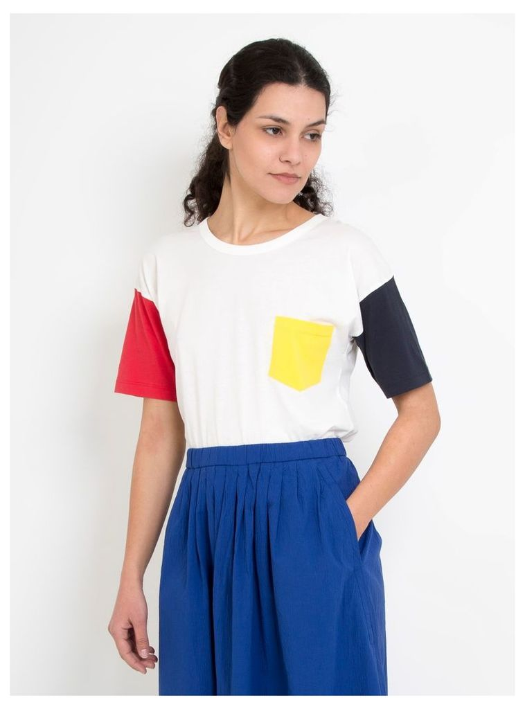 Colours Sleeves T-Shirt Multi