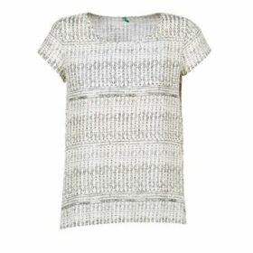 Benetton  SEMOLIA  women's Blouse in Beige