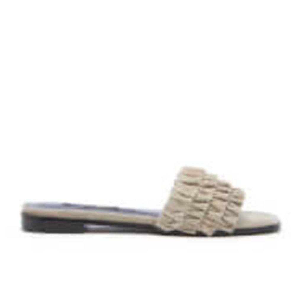 Senso Women's Harris Suede Slide Sandals - Dove
