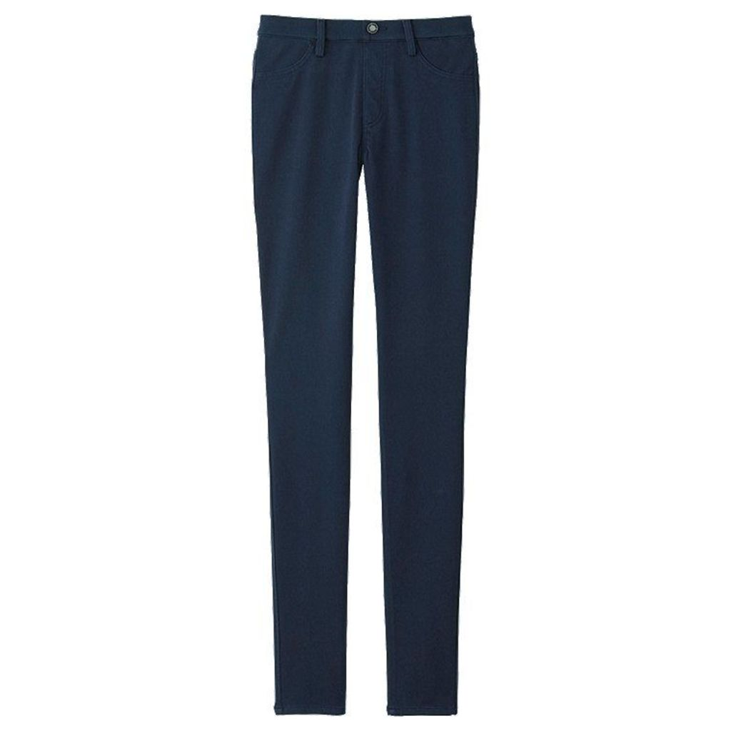 Uniqlo  Women Leggings Trousers - Blue - S