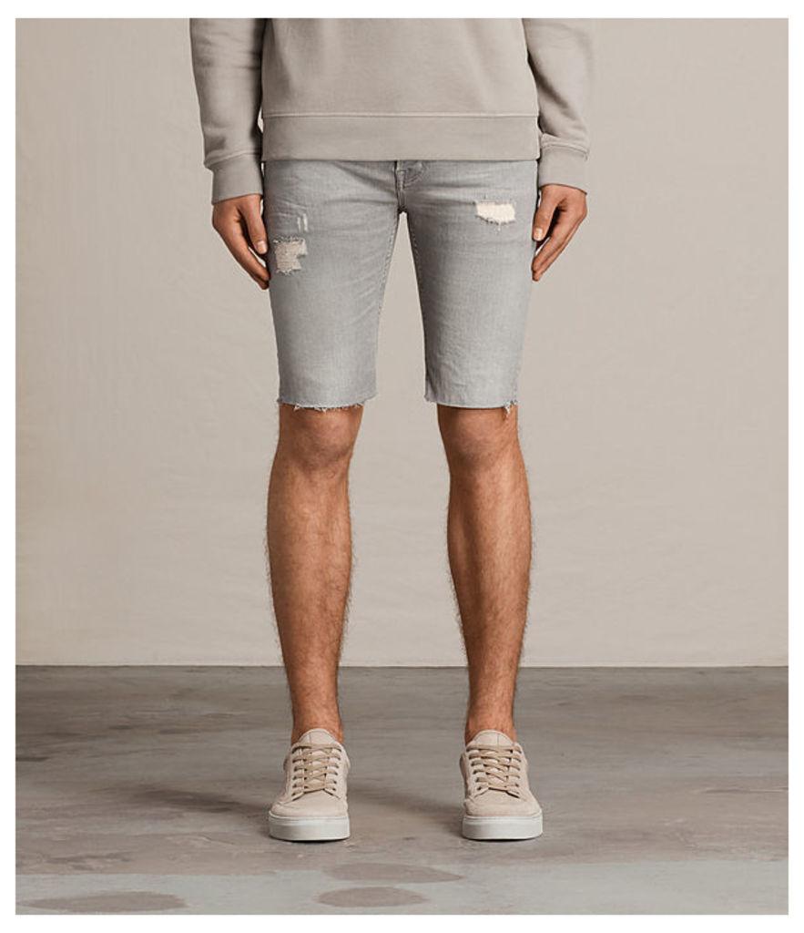 Gilroy Switch Denim Shorts