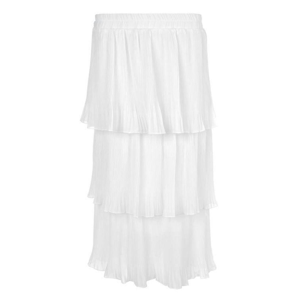 DARLING Cammi Pleated Midi Skirt