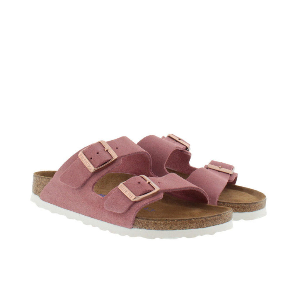 Birkenstock Sandals - Arizona BS Narrow Fit Sandal Rose - in rose - Sandals for ladies
