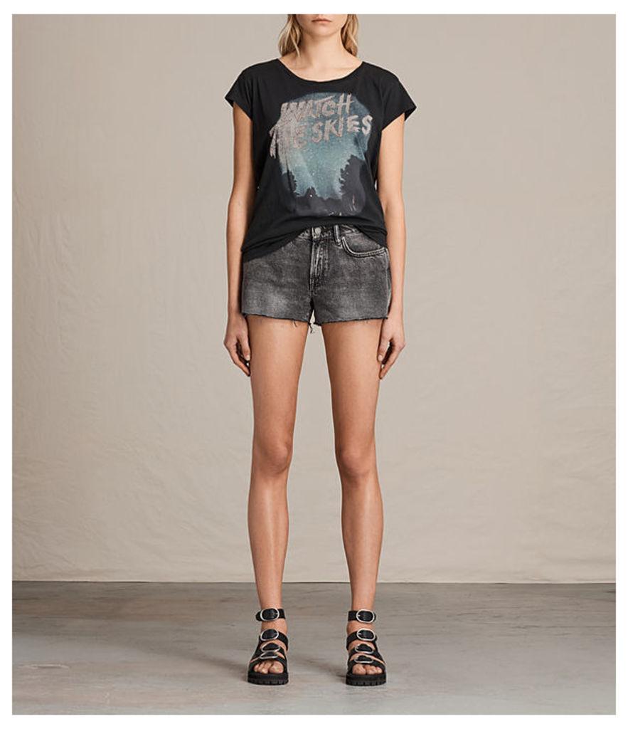 Lea Denim Shorts