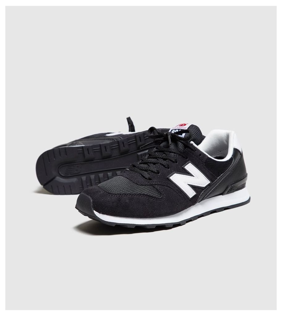 New Balance 996 Women's, Black/White