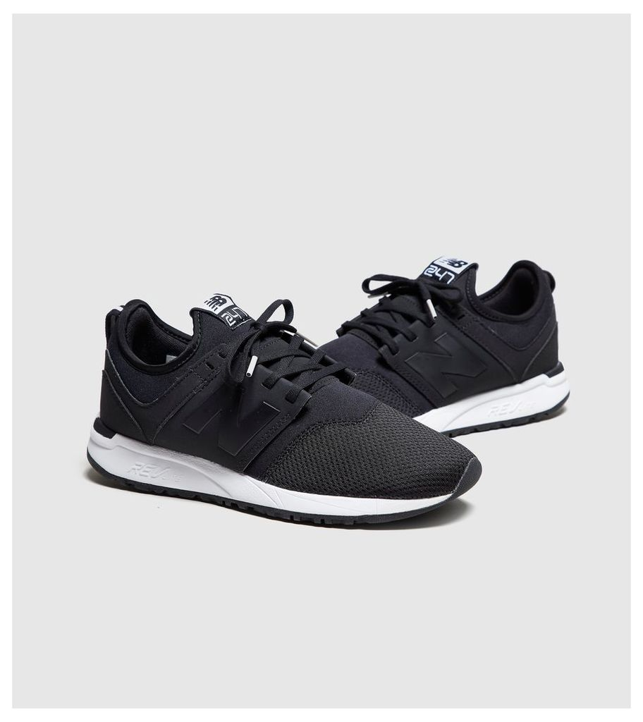 New Balance 247 Women's, Black/White