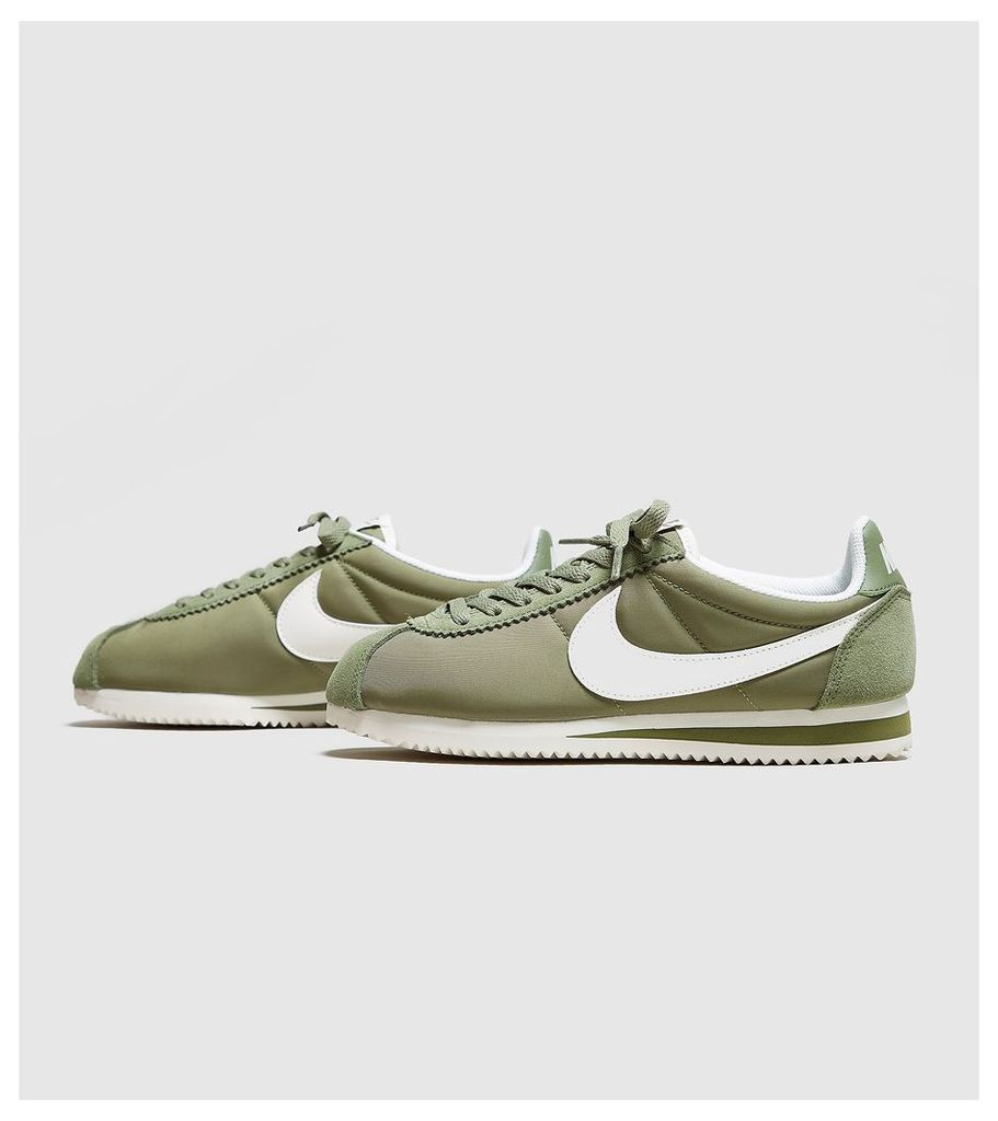 Nike Cortez Nylon Women's, Green