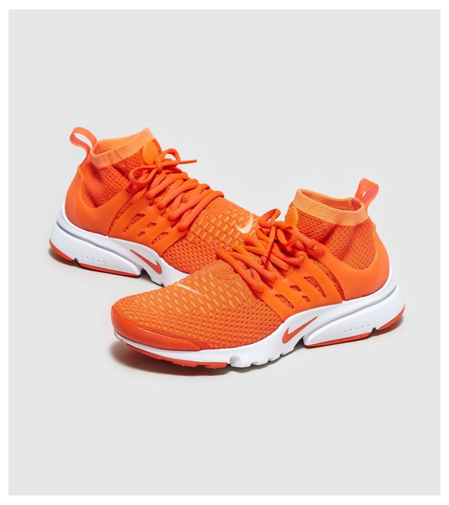 Nike Air Presto Ultra Flyknit Women's, Mango/Cream