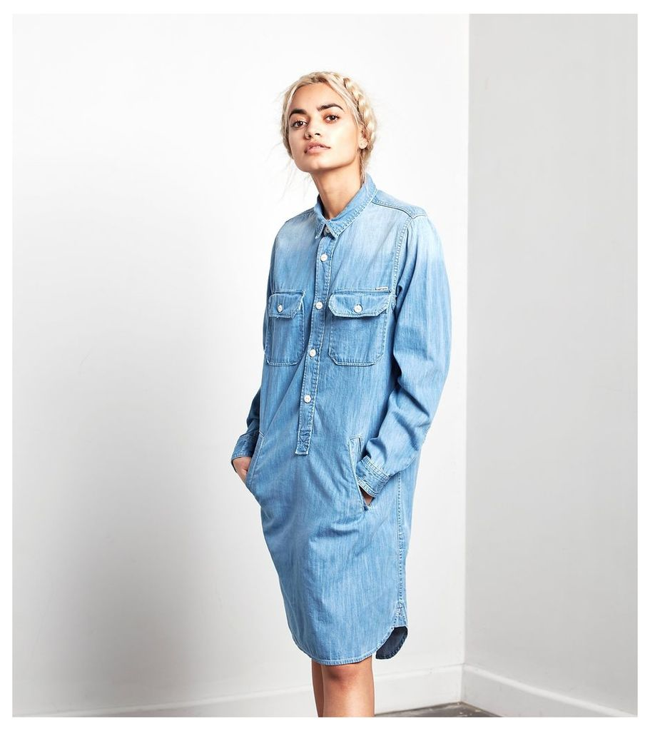 Carhartt WIP Southfield Dress, Blue