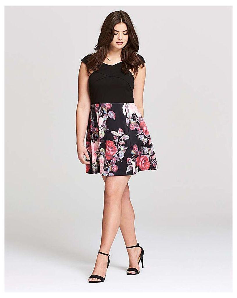 AX Paris Bardot Prom Dress