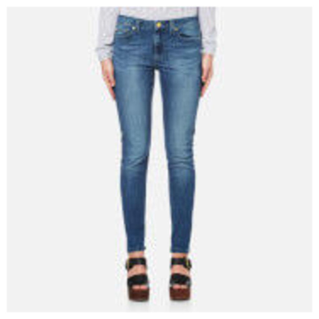 MICHAEL MICHAEL KORS Women's Selma Skinny Jeans - Vintage Blue Wash