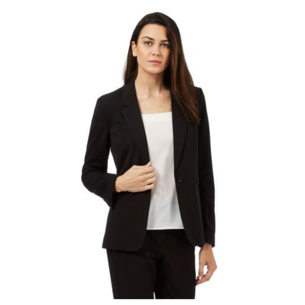 The Collection Womens Black Suit Jacket From Debenhams 14