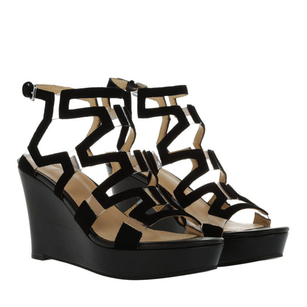 Guess Sandals - Bevie Sandal Black - in black - Sandals for ladies