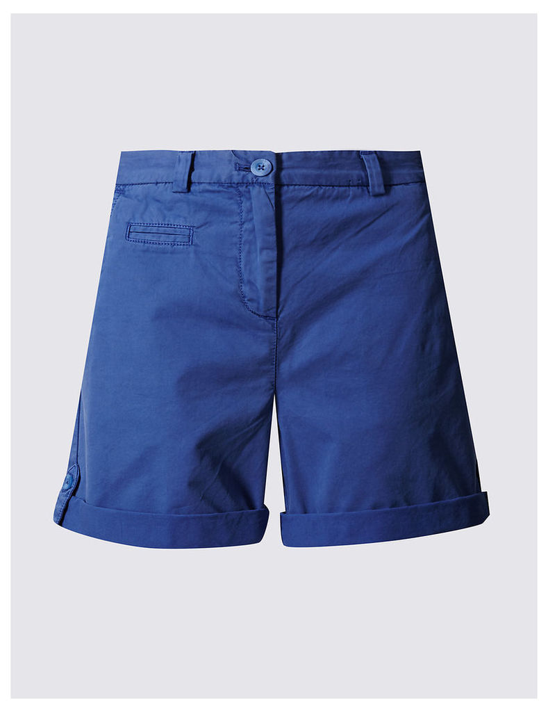 M&S Collection Pure Cotton Shorts