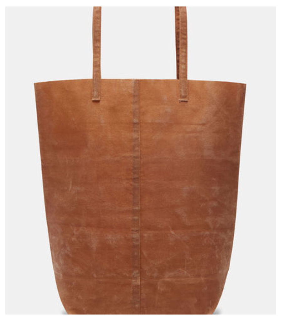 B Waxed Canvas Bag