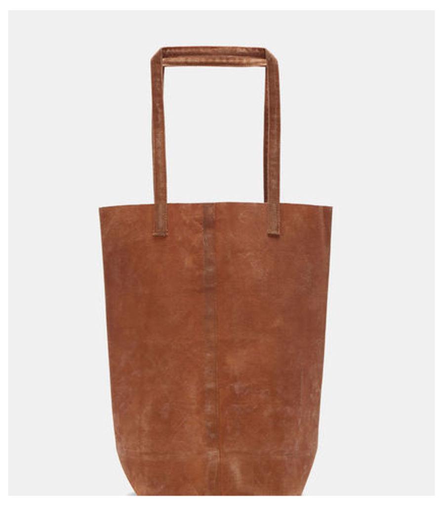 C Waxed Canvas Bag