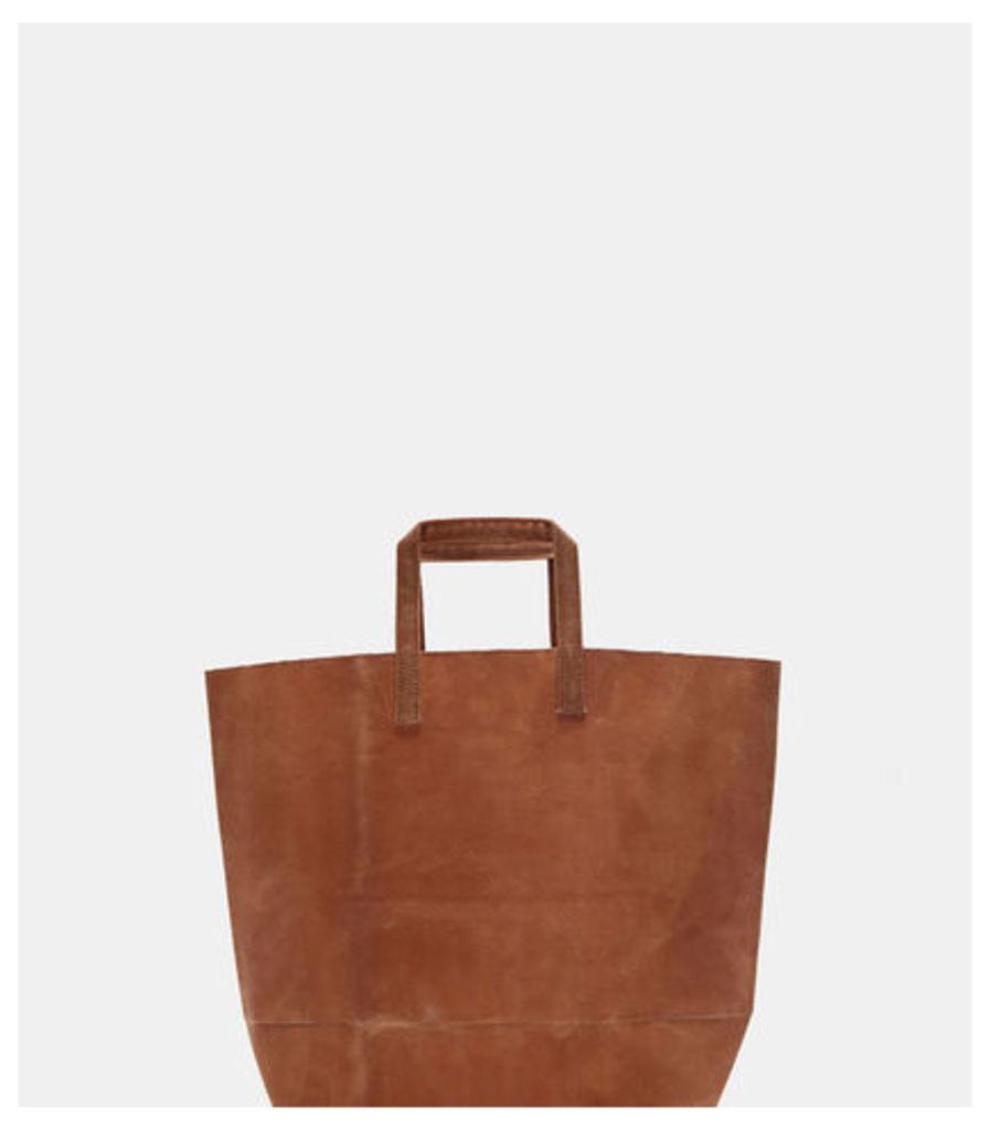 D Waxed Canvas Bag
