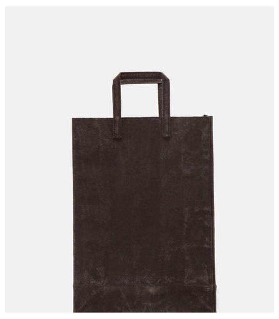 F Waxed Canvas Bag