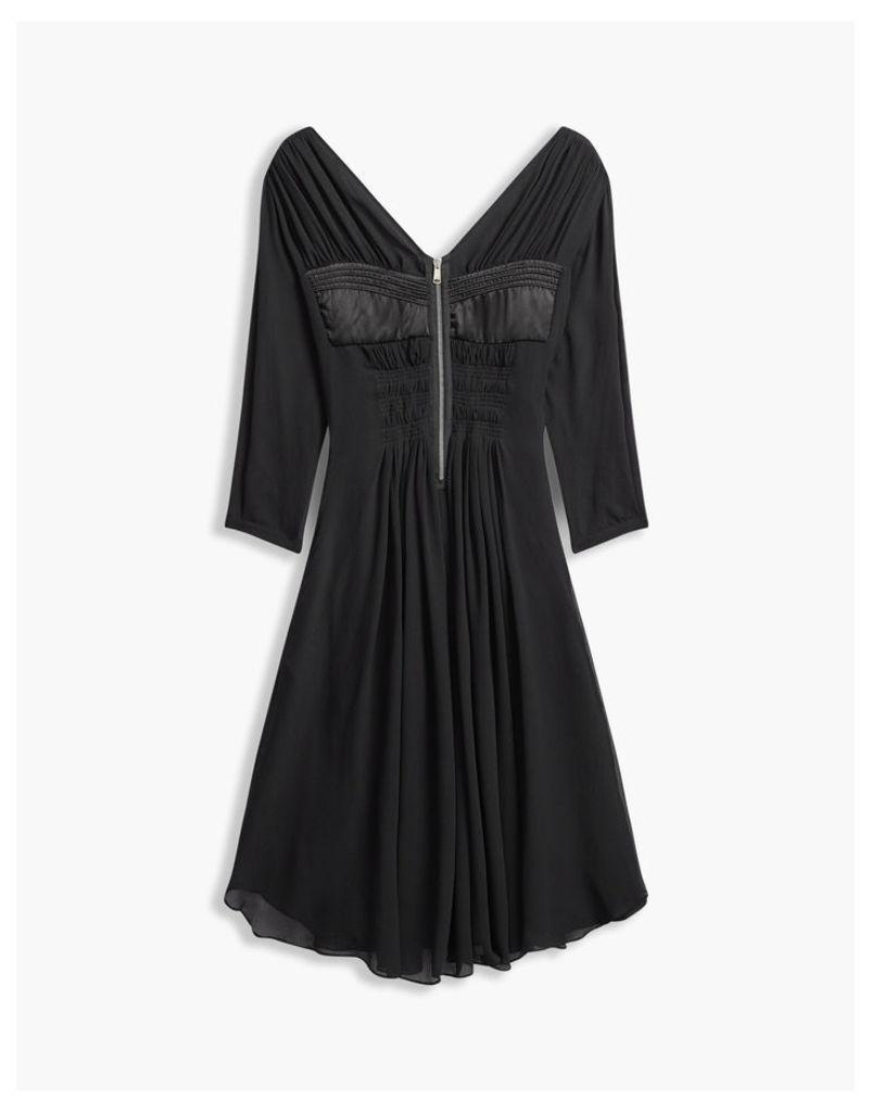Belstaff Herriot Midi Dress Black