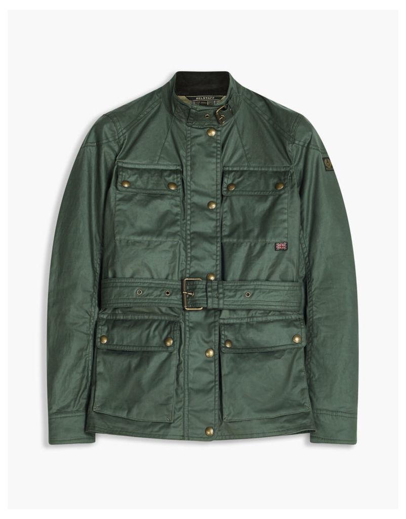 Belstaff Roadmaster Jacket Ash Green