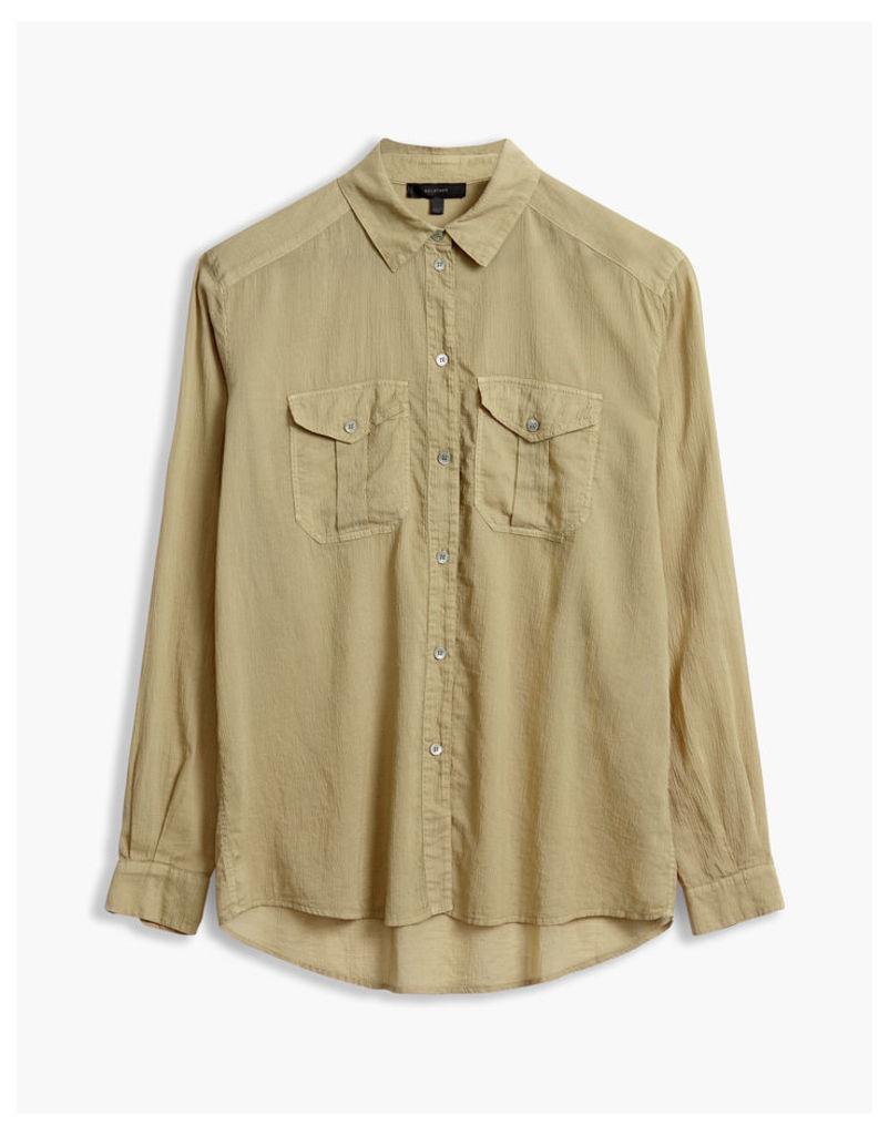Belstaff Mabel Shirt Khaki