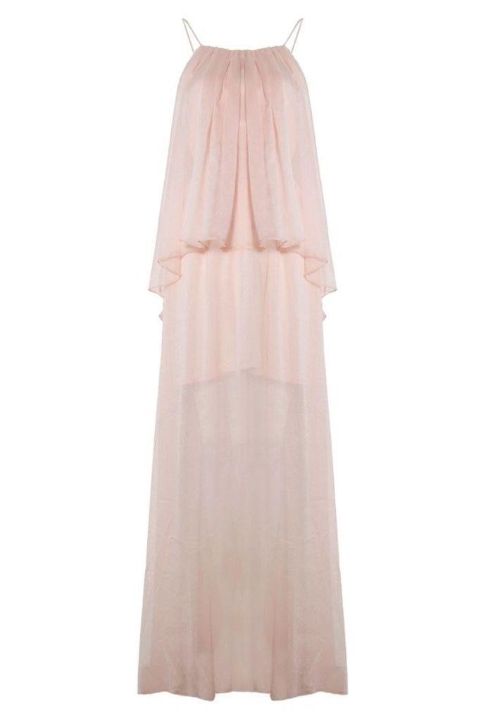 Lanza Maxi Dress Blush
