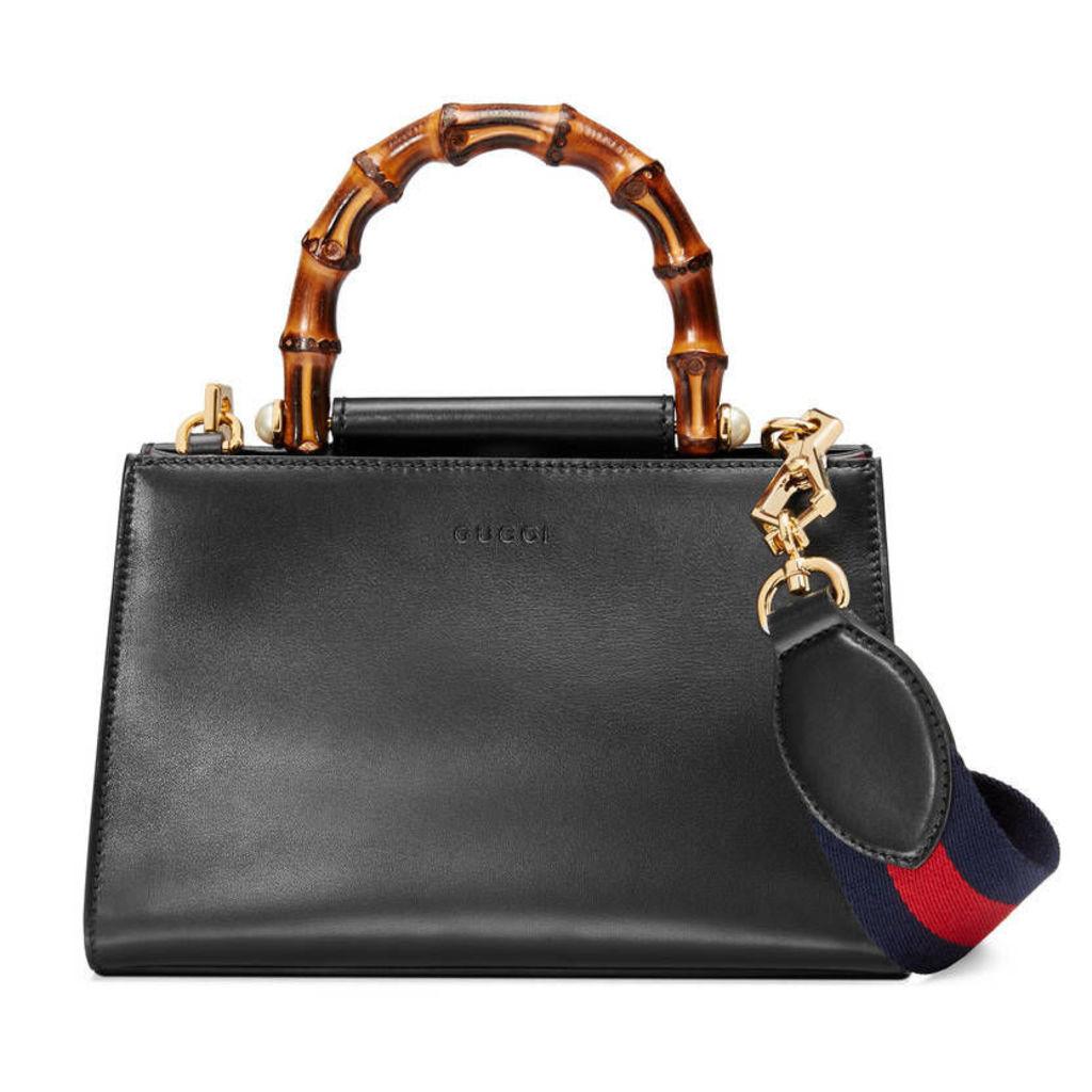 Gucci Nymphaea leather mini bag