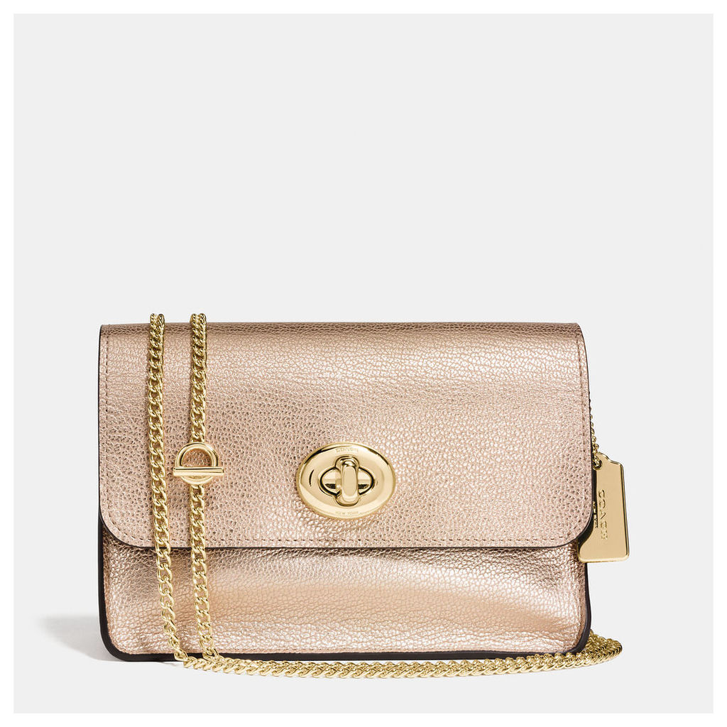 Coach Bowery Crossbody In Calf Leather