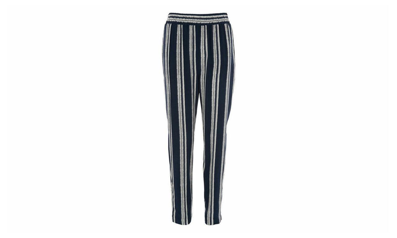 Stripe Printed Trouser