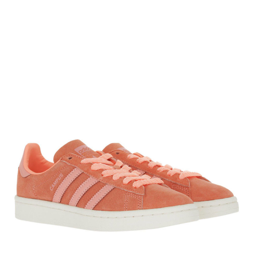 adidas Originals Sneakers - Campus W Sneaker Suede Salmon/White - in rose - Sneakers for ladies