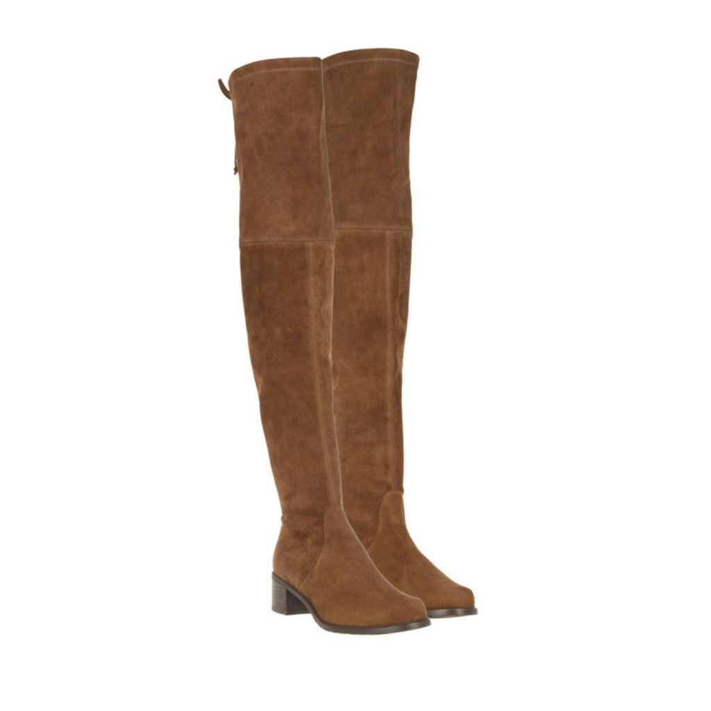 Stuart Weitzman Boots & Booties - Midland Boots Walnut - in brown, cognac - Boots & Booties for ladies