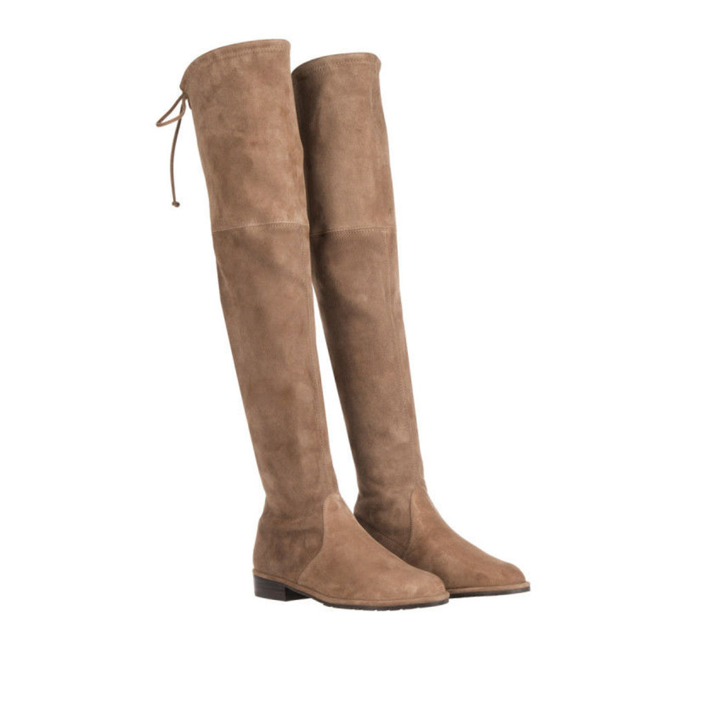 Stuart Weitzman Boots & Booties - Lowland Boots Nutmeg - in brown - Boots & Booties for ladies