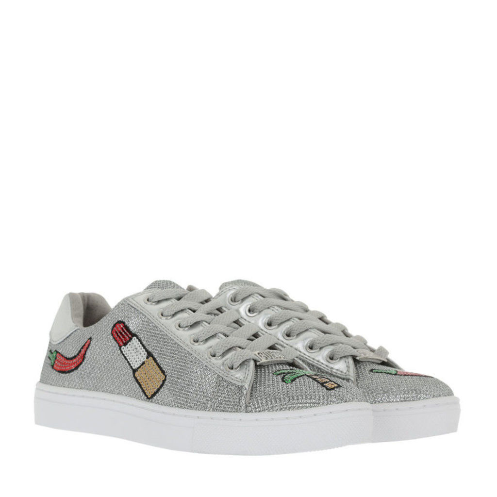 Guess Sneakers - Jasson 2 Sneaker Silver - in silver - Sneakers for ladies