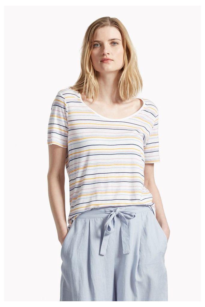 Sugar Stripe Colour T-Shirt
