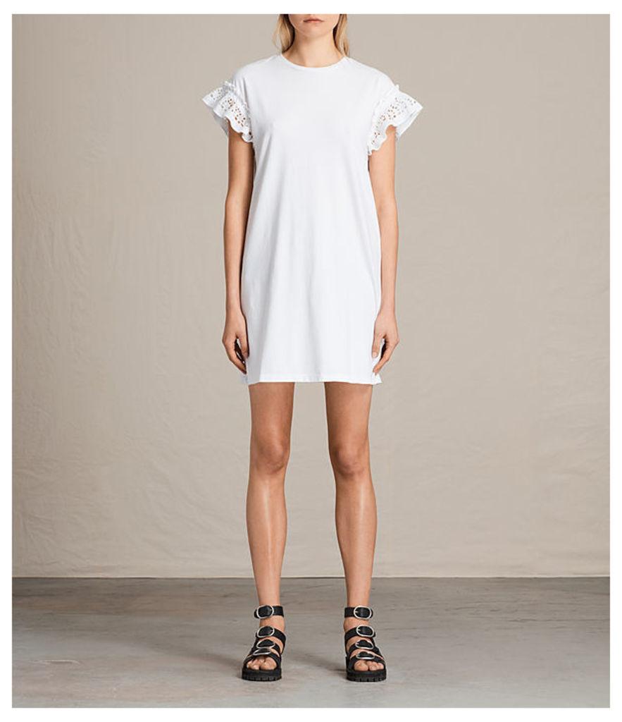 Trixi Ruffle Dress
