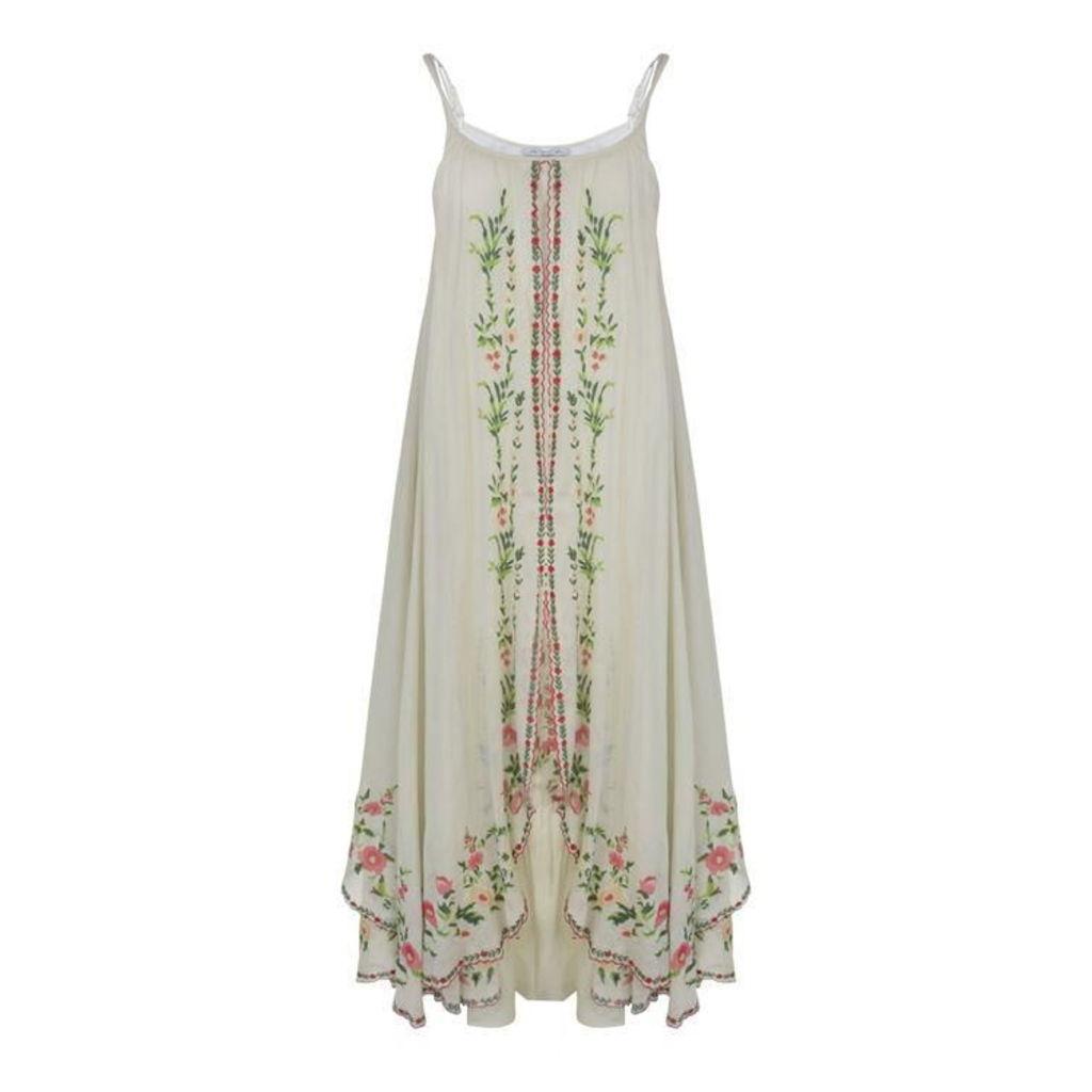 MES DEMOISELLES Josephine Floral Maxi Dress