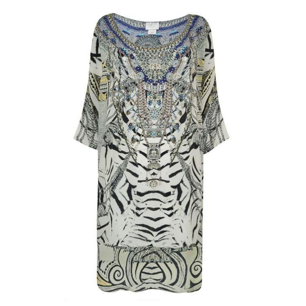 CAMILLA Wild Belle Scoop Dress