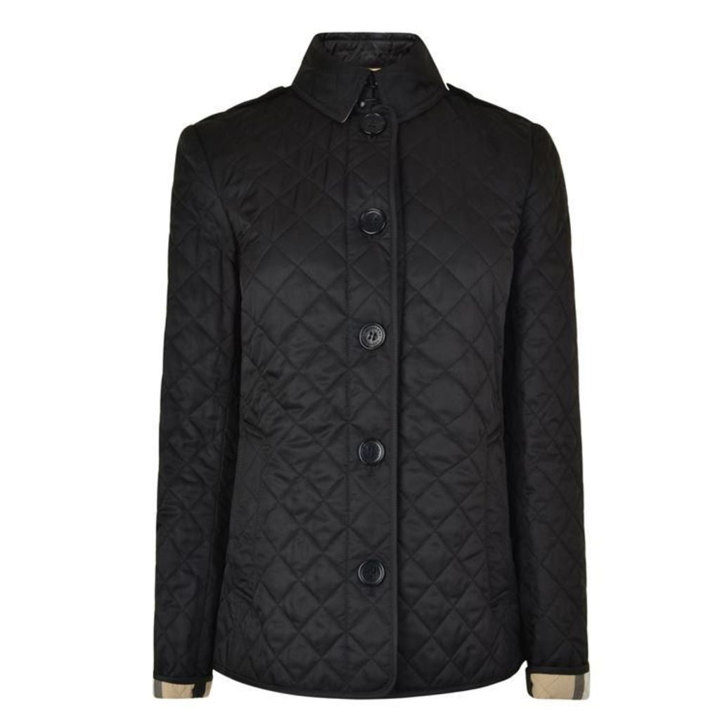 BURBERRY LONDON Ashurst Quilted Jacket