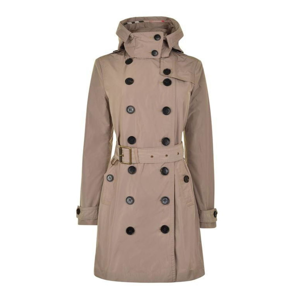 BURBERRY LONDON Balmoral Trench Coat