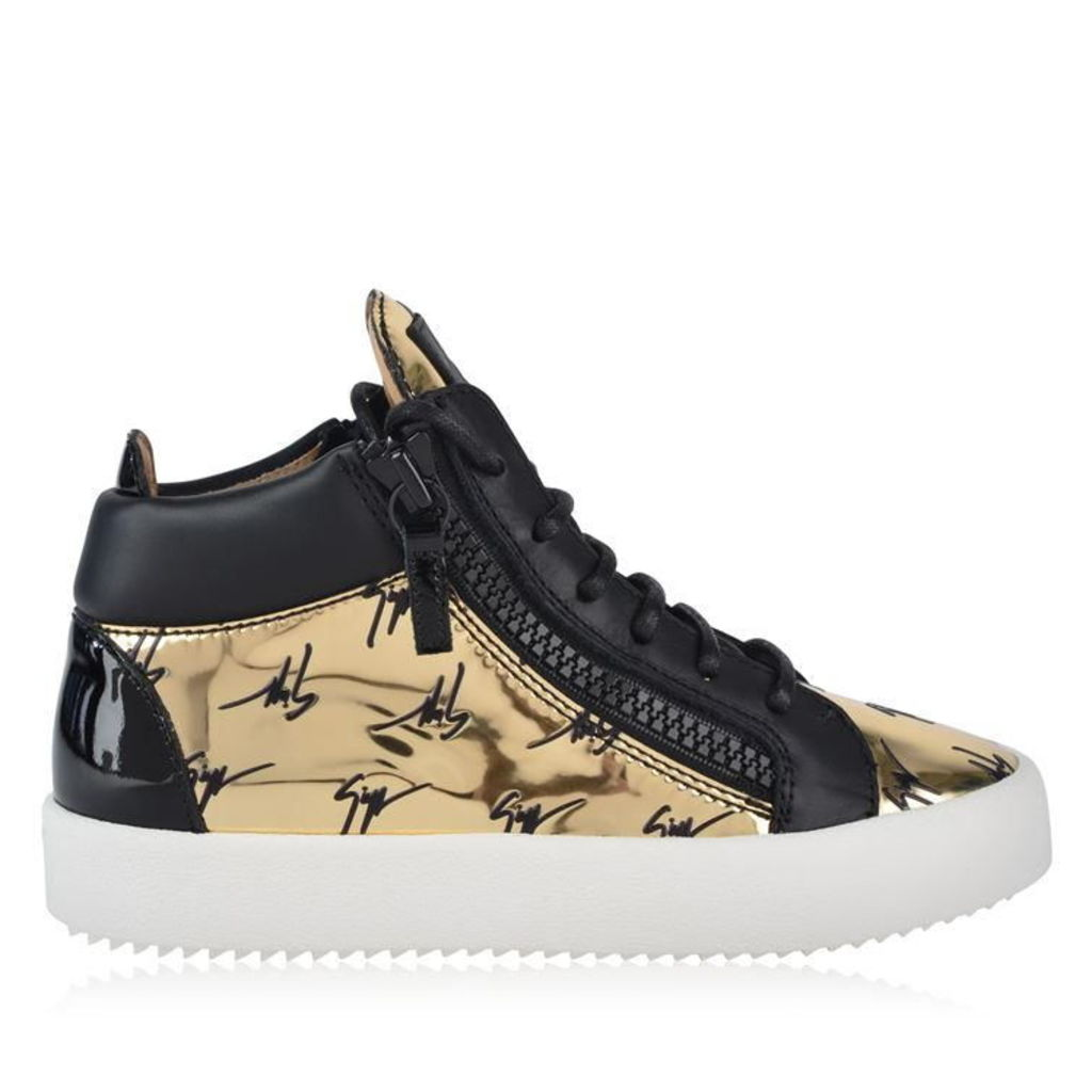 GIUSEPPE ZANOTTI High Shine May Trainers