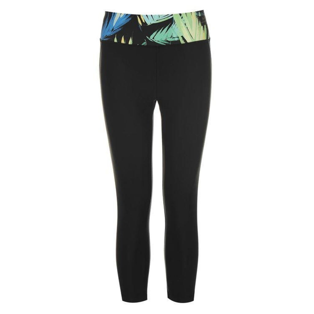 USA PRO BY MATTHEW WILLIAMSON Panel Capri Leggings