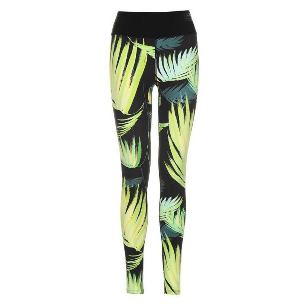 USA PRO BY MATTHEW WILLIAMSON Printed Long Leggings