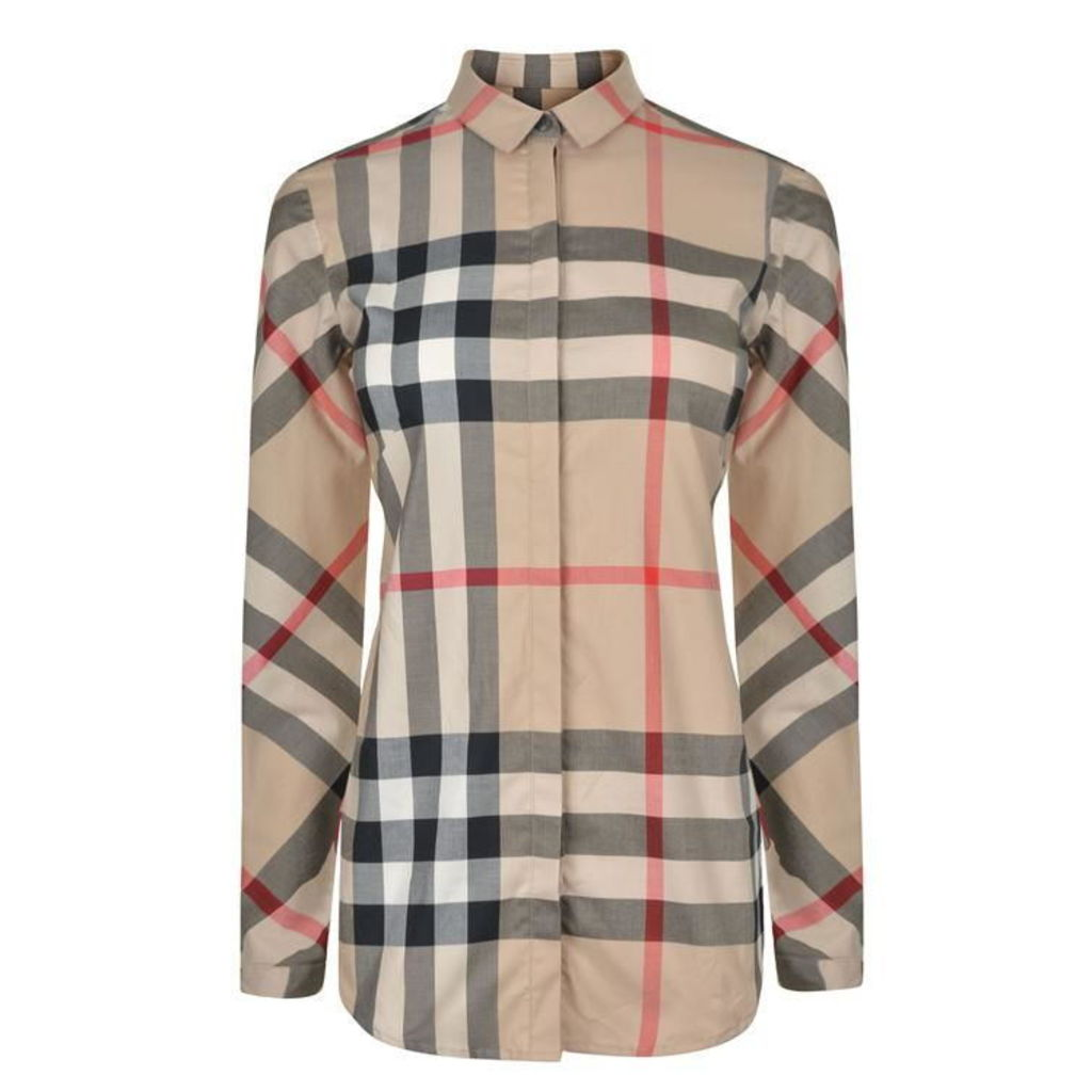 BURBERRY LONDON Classic Checked Shirt